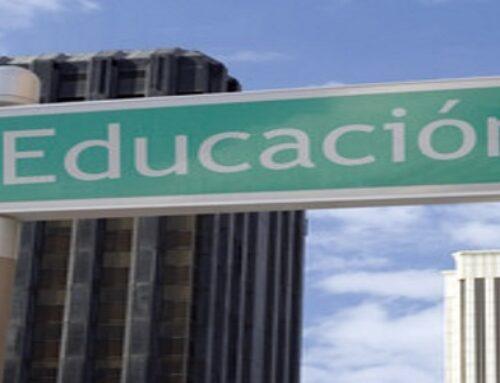EL PSOE SE COMPROMETE A IMPULSAR UN GRAN PACTO DE ESTADO POR LA EDUCACIÓN PARA QUE LA INVERSIÓN EN EDUCACIÓN Y BECAS LLEGUE AL 5 POR CIENTO DEL PIB