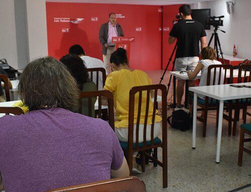 El PSOE de Segovia valora la estabilidad política en el Ayuntamiento de Segovia
