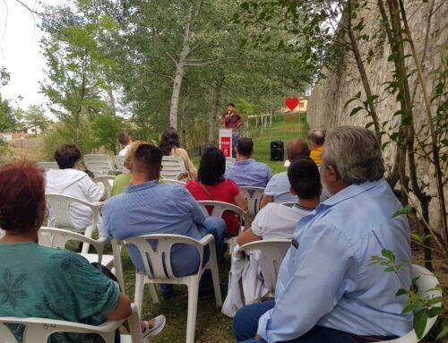 El PSOE de Grajera demanda a la Junta medidas para la mejora de la sanidad y la problemática de los jóvenes en el medio rural