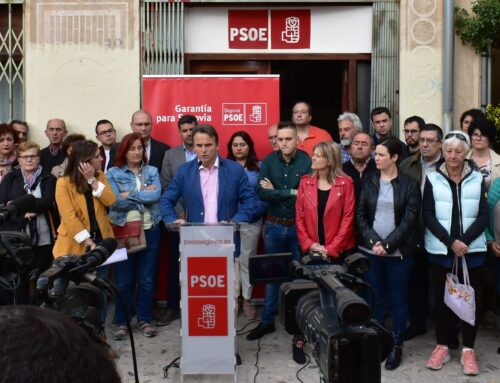 Alcaldes y concejales del PSOE reiteran su rechazo a los planes de PP y Ciudadanos en la Junta para desmantelar la asistencia sanitaria en el medio rural