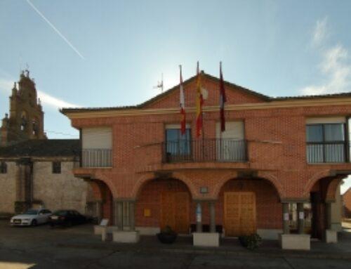 El Ayuntamiento de Gomezserracín muestra la preocupación por la división ante el proyecto de la concentración parcelaria