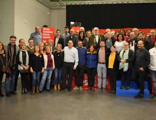 El PSOE de Segovia agradece el apoyo mayoritario de residentes ausentes en el extranjero tanto a los candidatos al Congreso como al Senado