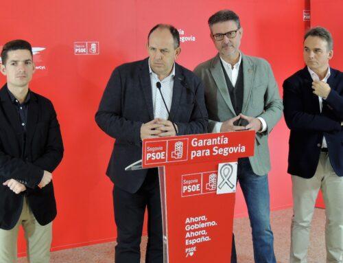 El PSOE denuncia que el Plan de PP y Ciudadanos cerrará 118 de los 300 consultorios médicos de la provincia de Segovia